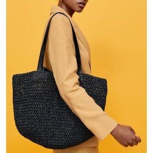 Zara Wowen Shopper Bag